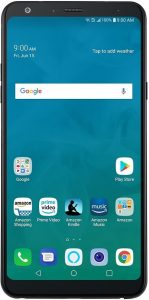 LG Stylo 4 Free Touch Screen Government Phones