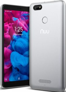 NUU Mobile A5L Free Touch Screen Government Phones