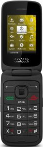 Alcatel OneTouch Retro Qlink compatible phone