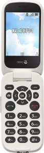 DORO (D7050TL) Best Free Government Cell Phone