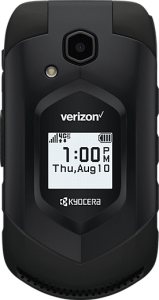Kyocera DuraXV LTE Verizon Phone and Plan Deals for Existing Customers