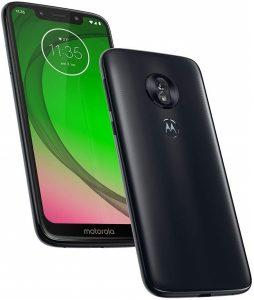MOTOROLA MOTO G7 PLAY Qlink compatible phone