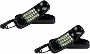 Trimline Corded Phone – 210M Free Government Landline Phone Service