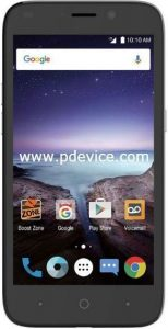ZTE-Prestige 2 Best Free Government Cell Phone