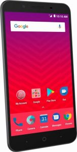 ZTE TEMPO X Qlink compatible phone