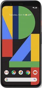 Google Pixel 4 Sprint Compatible Android Smartphones