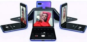 Samsung Galaxy Z Flip Sprint Compatible Android Smartphones