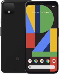 Google Pixel 4 T-mobile Compatible Android Smartphone