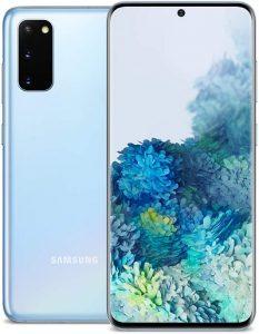 Samsung Galaxy S20 5G Safelink Upgrade Phone