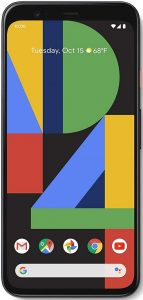 GOOGLE PIXEL 4 XL - Large-Screen Cell Phones