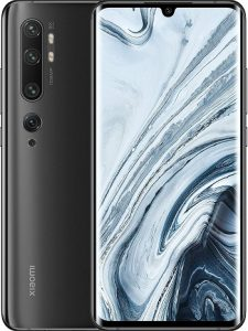 XIAOMI MI NOTE 10 - Large-Screen Cell Phones