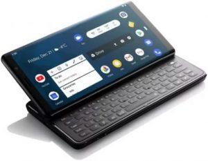 F(x)tec Pro1 QWERTY keyboard