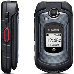 Kyocera DuraXE Sprint Flip Phone