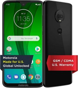 Motorola Moto G7 – the best budget smartphone