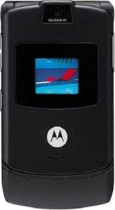 Motorola Razr Sprint Flip Phone