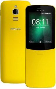 Nokia 8110 - Best looking burner phone