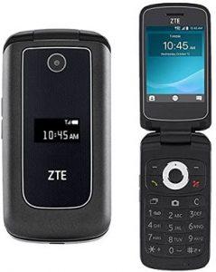 ZTE Cymbal Z-320 Sprint Flip Phone