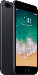 iPhone 7 Plus 128Gb Black Straight Talk