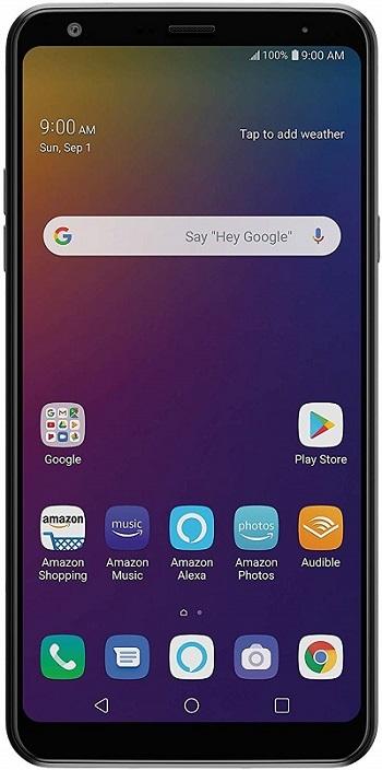 LG Stylo 5 LTE
