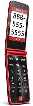 Jitterbug Flip Easy-to-Use Cell Phone