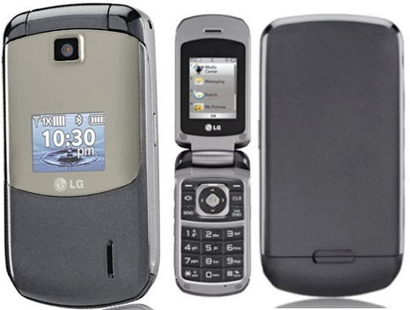 LG Accolade VX5600 Phone