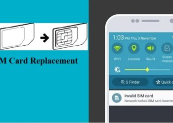 Qlink SIM Card Replacement