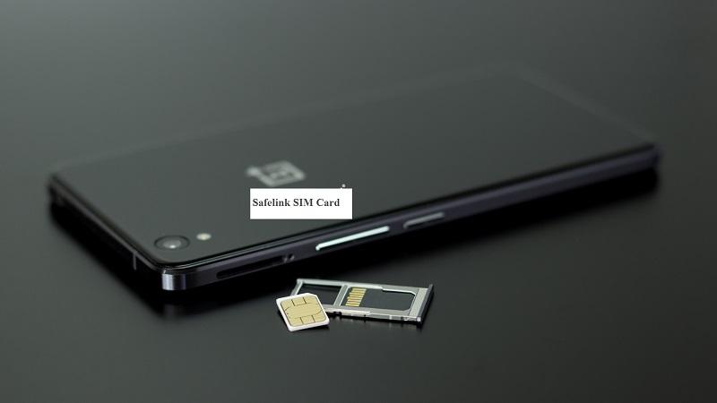 Safelink SIM Card