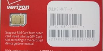 How To Activate Verizon New SIM Card