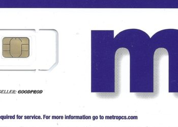 MetroPCS SIM Card Activation