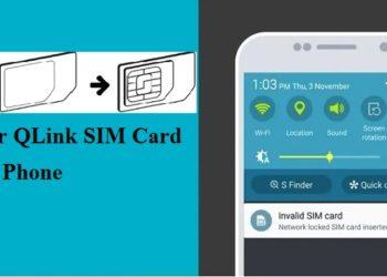 Transfer QLink SIM Card To New Phone