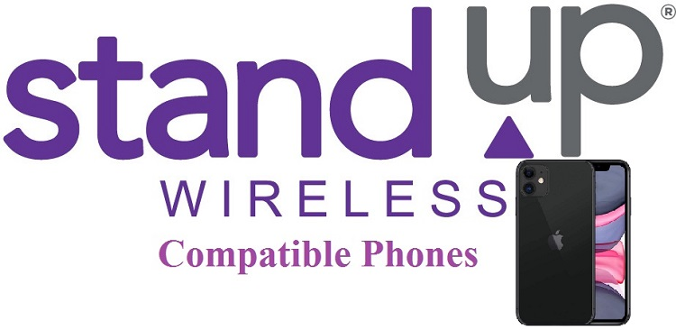 Standup Wireless Compatible Phones