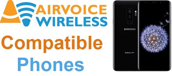 Airvoice Wireless Compatible Phones