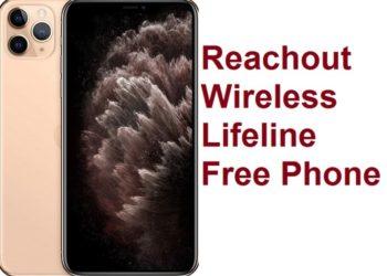Reachout Wireless Lifeline Free Phone