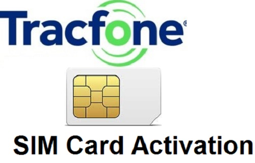 TracFone SIM Card Activation