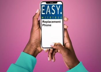 Easy Wireless Replacement Phone