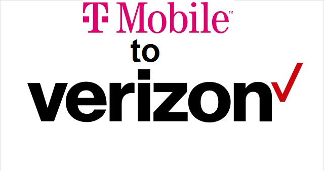Switch From T-Mobile to Verizon