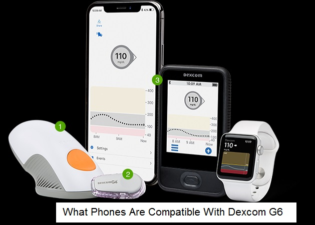 What Phones Are Compatible With Dexcom G6