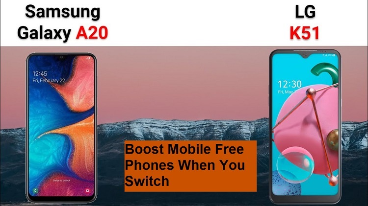 Boost Mobile Free Phones When You Switch