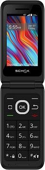 Schok Classic Flip Phone