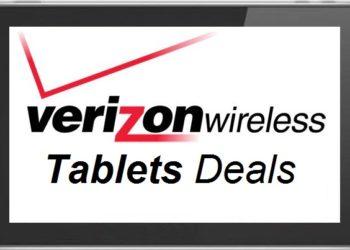 Verizon Tablets Deals