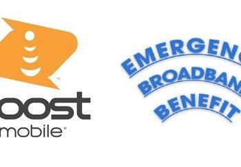 Boost Mobile Emergency Broadband Benefit