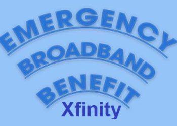 Emergency Broadband Benefit Program Xfinity